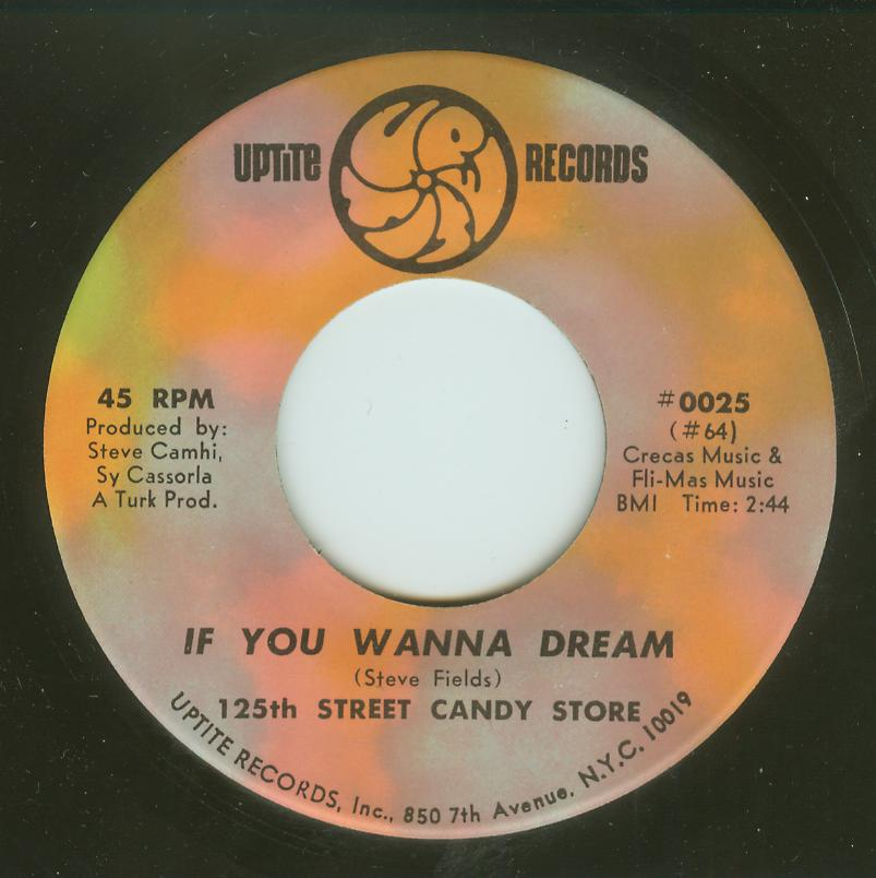 125th Street Candy Store - If You Wanna Dream / Reflections Of My Life