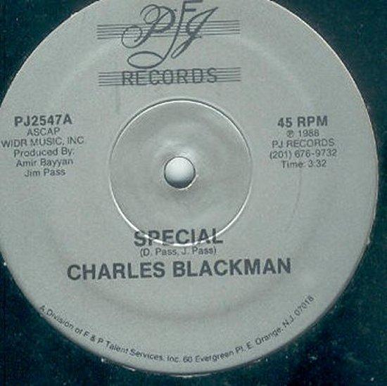 Charles Blackman - Special / Same