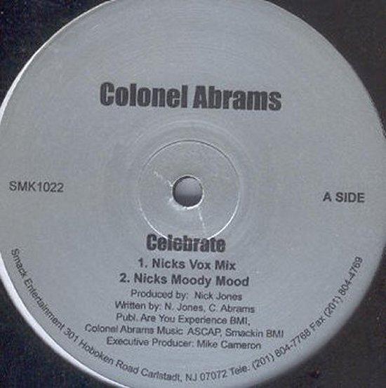 Colonel Abrams - Celebrate