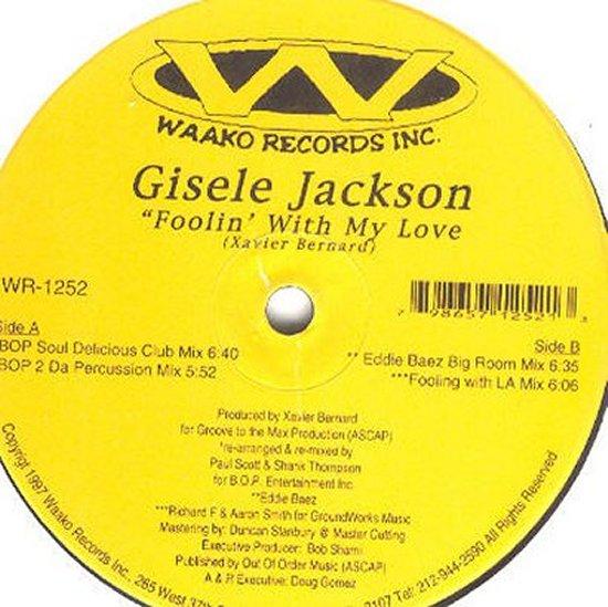 Gisele Jackson - Foolin' With My Love