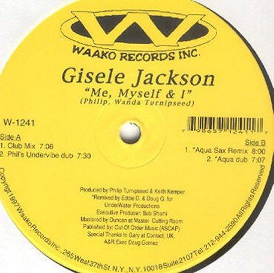Gisele Jackson - Me, Myself & I