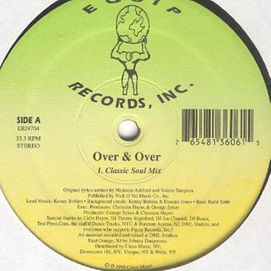 Kenny Bobien - Over & Over