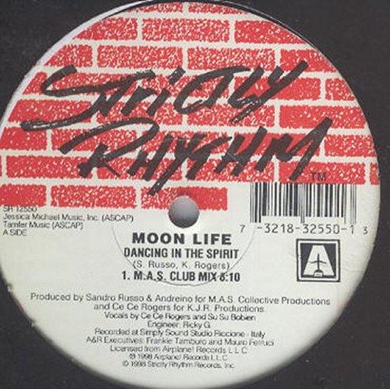 Moon Life - Dancing In The Spirit