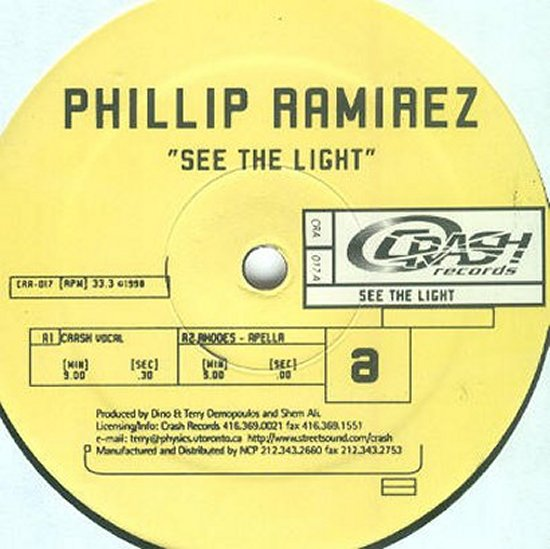 Phillip Ramirez - See The Light