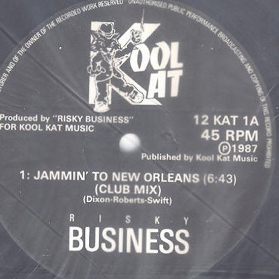 Risky Business - Jammin' To New Orleans