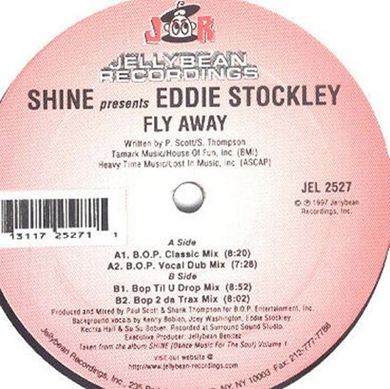 Shine presents Eddie Stockley - Fly Away