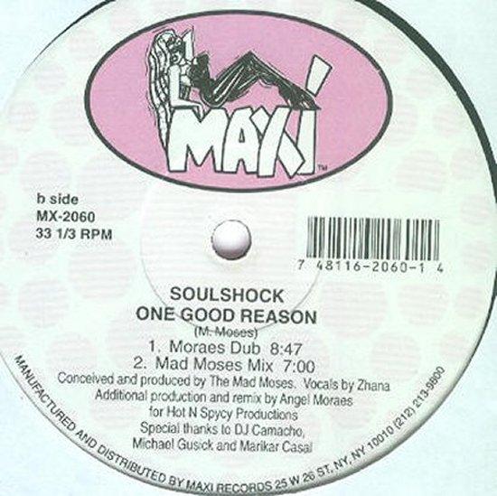 Soulshock - One Good Reason