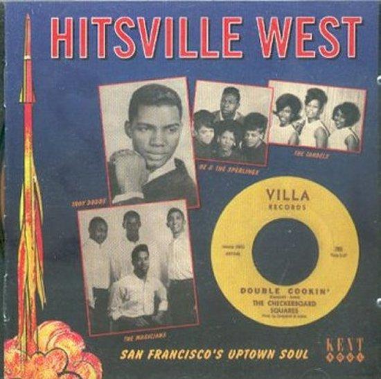 Various Artists - Hitsville West