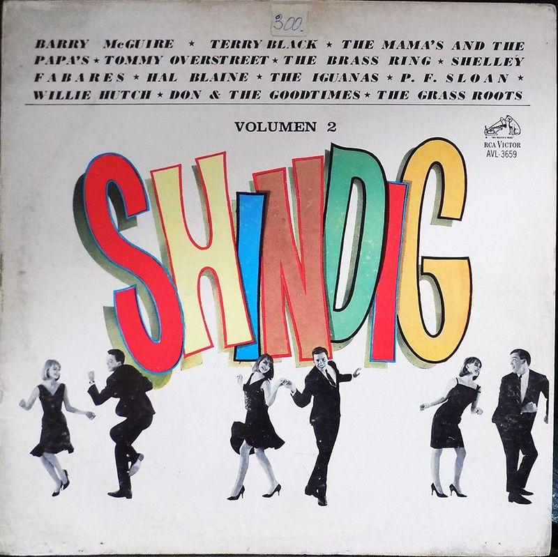 Various Artists - Shindig Vol 2