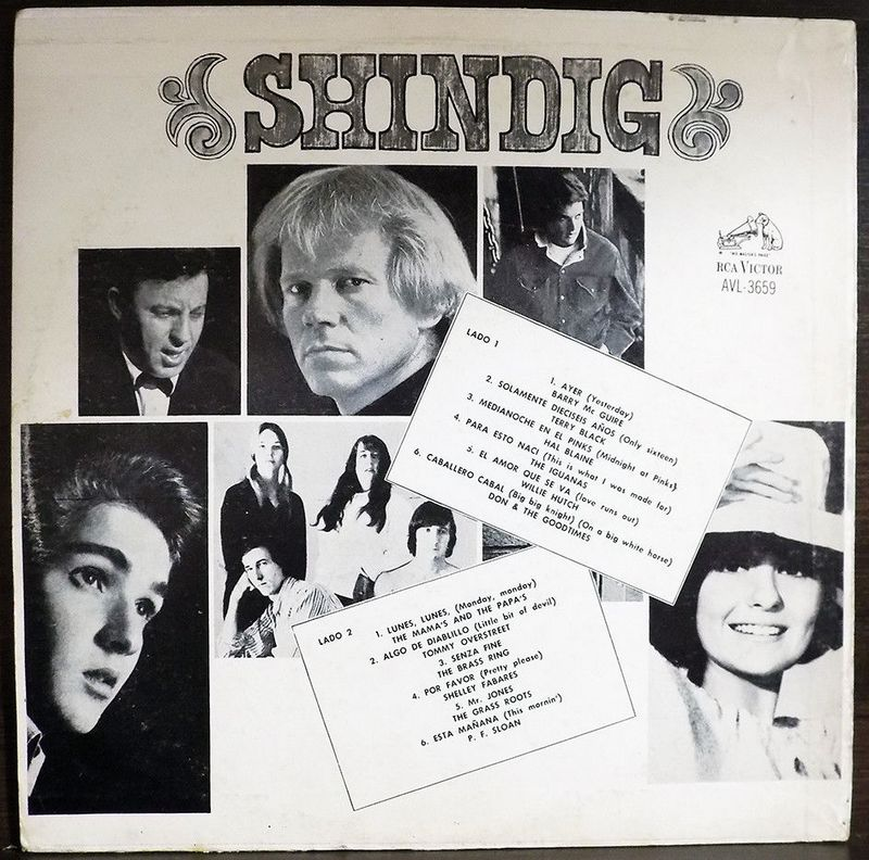 Various Artists - Shindig Vol 2