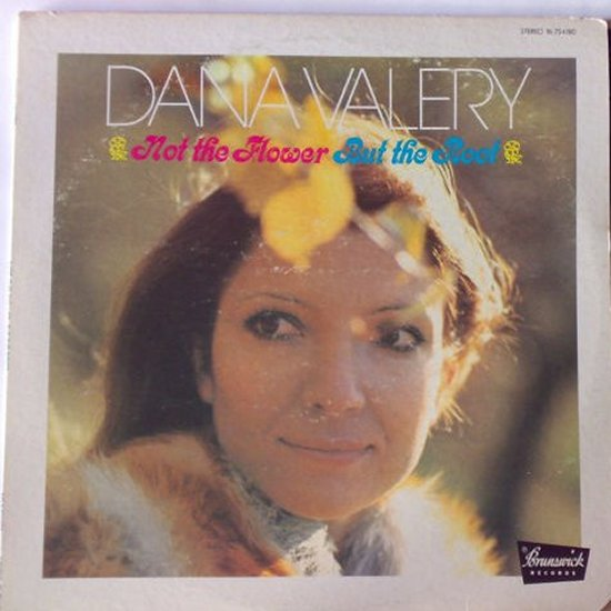 Dana Valery - Not The Flower But The Root