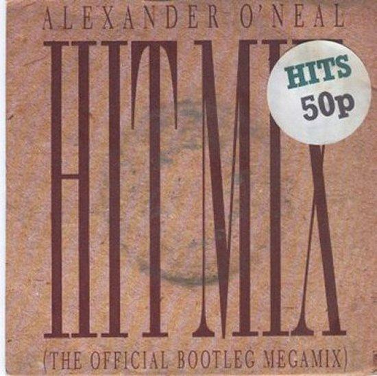Alexander O'Neal - Hitmix / Sleigh Ride
