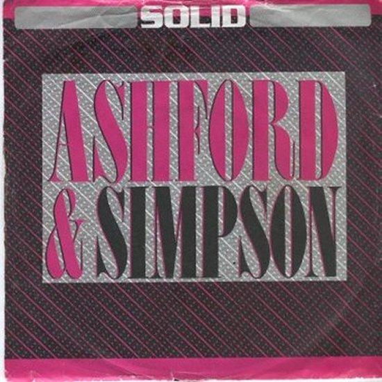 Ashford & Simpson - Solid / Street Corner