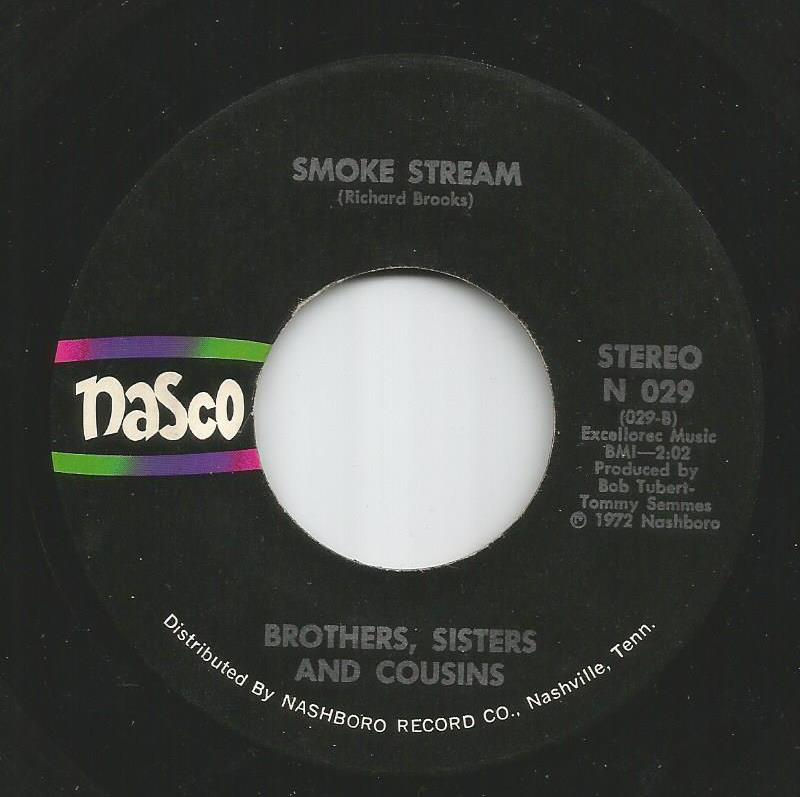 Brothers, Sisters And Cousins - Smoke Stream / Sinner (Have You Been There)