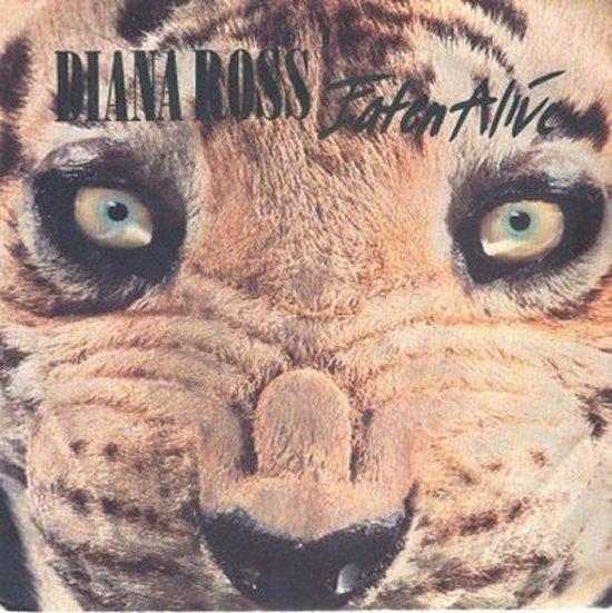 Diana Ross - Eaten Alive / I'm Watching You