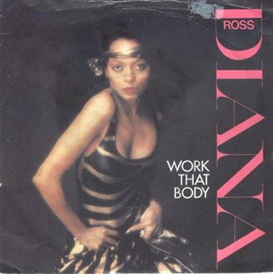 Diana Ross - Work That Body / Two Can Make It