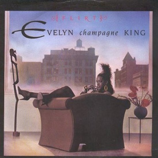 Evelyn Champagne King - Flirt / Flirt To Flirt Dub