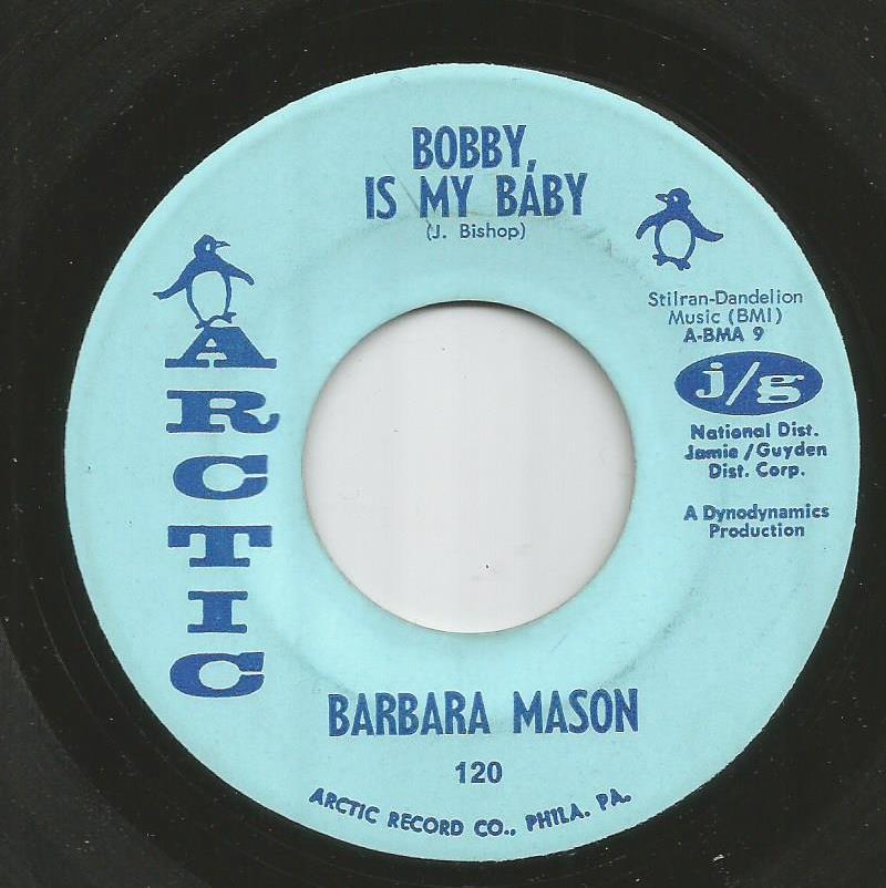 Barbara Mason - Bobby Is My Baby / I Need Love