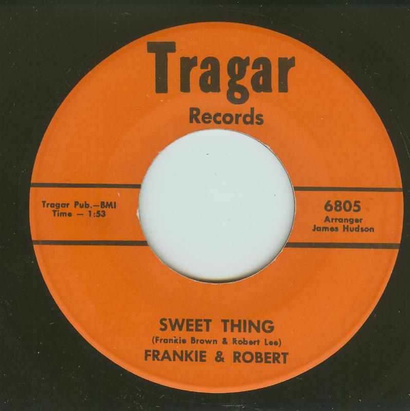 Frankie & Robert - Sweet Thing / Love