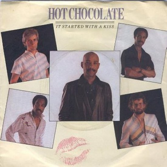 Hot Chocolate - It Started With A Kiss / Emotion Explosion