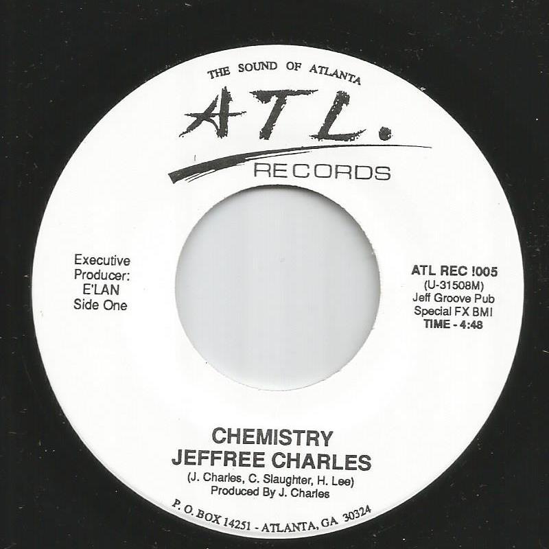 Jeffree Charles - Chemistry / Chemistry - Saxxy Cruise Mix