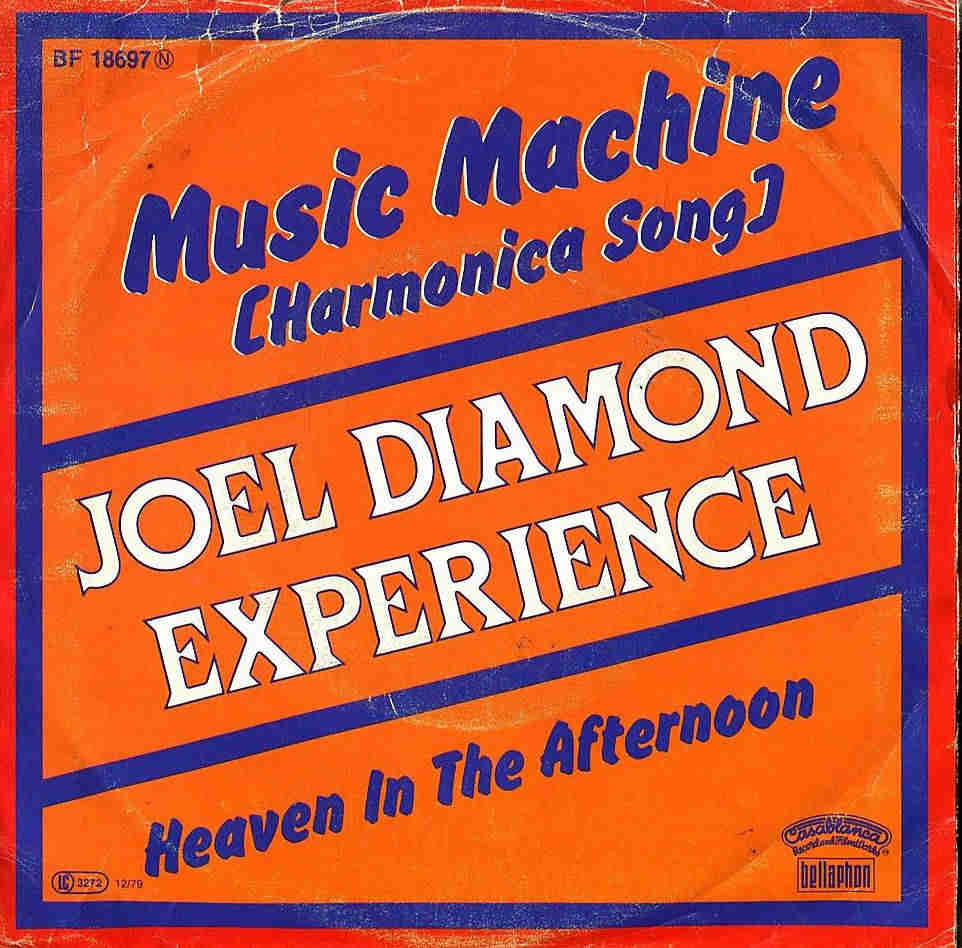 Joel Diamond Experience - Heaven In The Afternoon / Music Machine