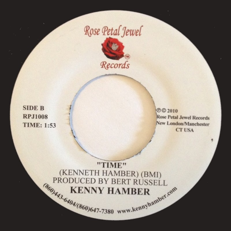 Kenny Hamber - Time / Show Me Your Monkey