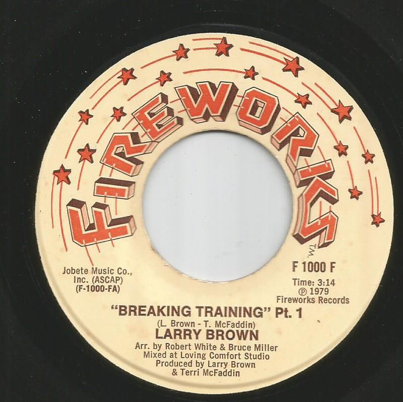 Larry Brown - Breaking Training - Part 1 / Breaking Training - Part 2