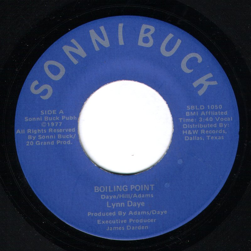 Lynn Daye - Boiling Point / Same