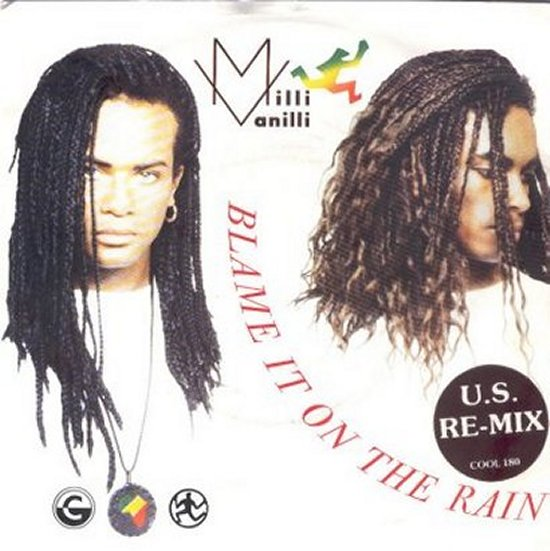 Milli Vanilli - Blame It On The Rain / Money Remix