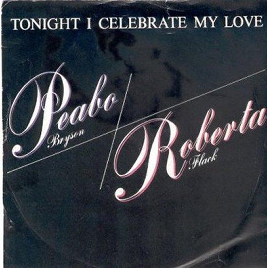 Peabo Bryson & Roberta Flack - Tonight I Celebrate My Love / Born to Love