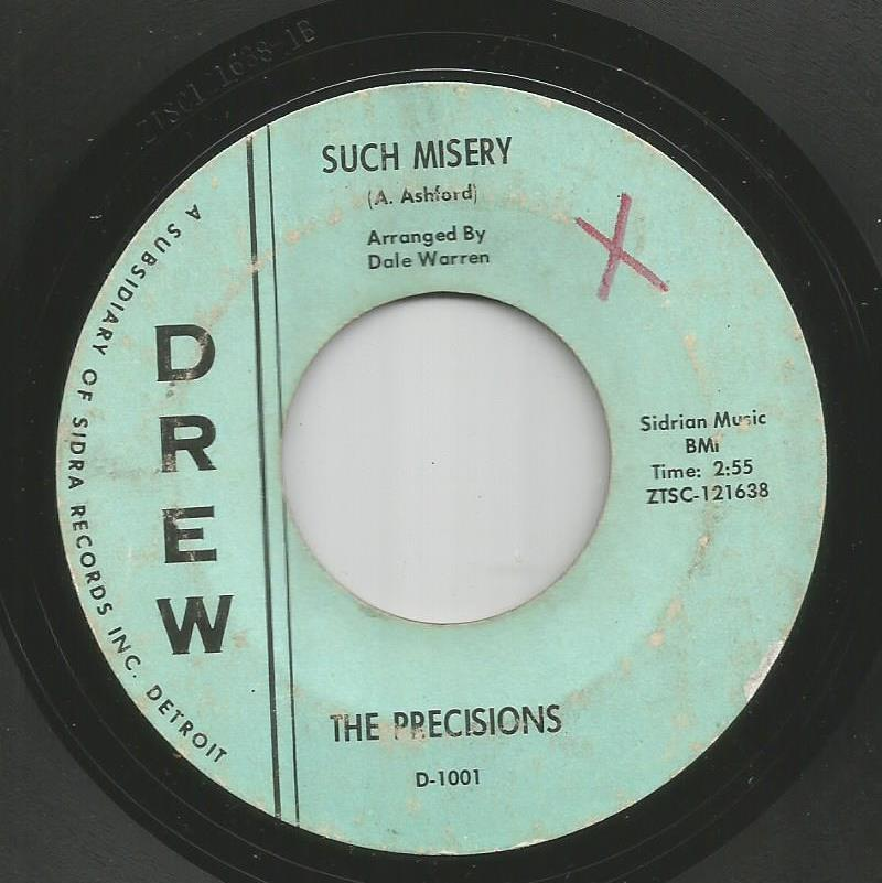 Precisions - Such Misery / A Lover's Plea