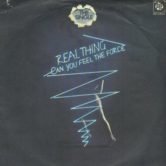 Real Thing - Can You Feel The Force / Children Of The Ghetto
