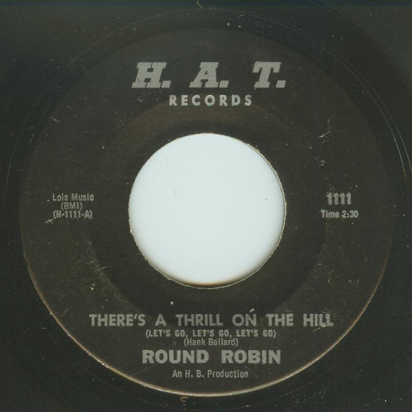 Round Robin - There's A Thrill On The Hill / Ben-A-Mi