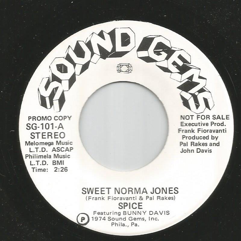 Spice - Sweet Norma Jones / Same