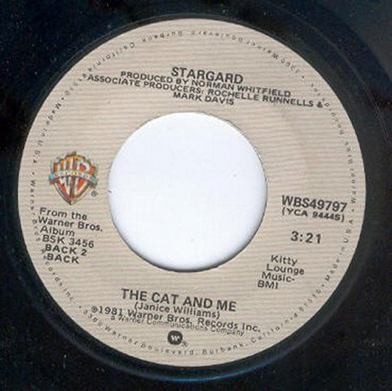 Stargard - The Cat And Me / Back To The Funk