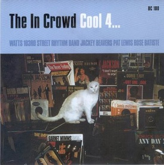 Various Artists - The In Crowd Cool 4