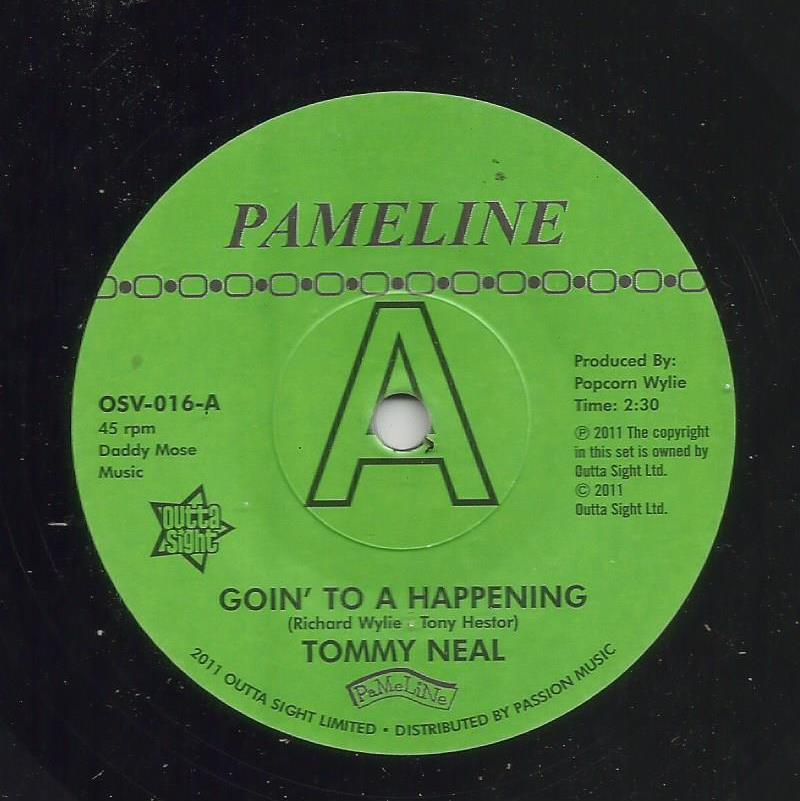 Tommy Neal / Tony Hestor - Goin' To A Happening / Spaceland