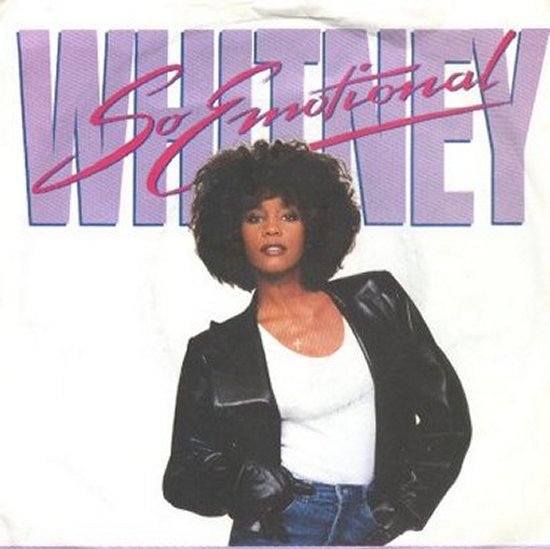 Whitney Houston - So Emotional / For The Love Of You